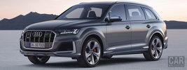 Audi SQ7 TDI - 2019