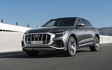 Обои автомобили Audi SQ8 TDI - 2019