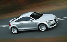 Обои автомобили Audi TT Coupe - 2006