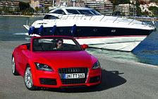Обои автомобили Audi TT Roadster - 2008