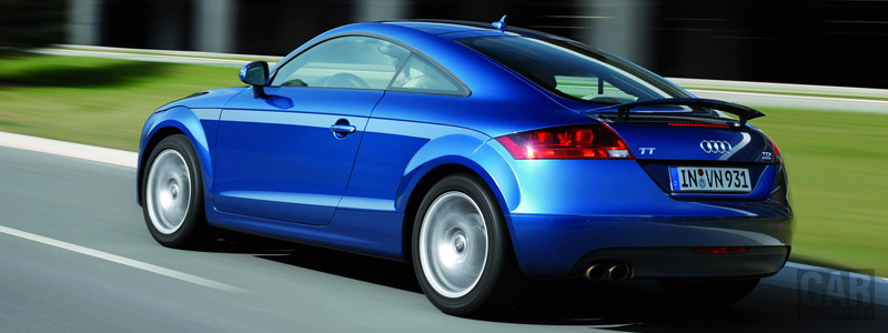 Обои автомобили Audi TT TDI Quattro - 2008 - Car wallpapers