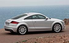 Обои автомобили Audi TT Coupe - 2010