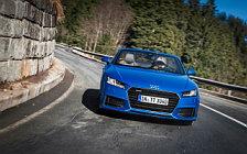 Обои автомобили Audi TT Roadster 2.0 TFSI quattro S line - 2014