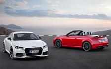 Обои автомобили Audi TT Roadster S line competition - 2016