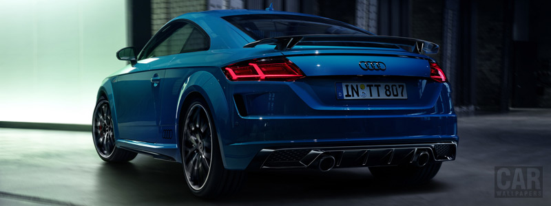 Обои автомобили Audi TT Coupe 45 TFSI quattro S line competition plus - 2020 - Car wallpapers