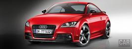 Audi TT 2.0 TFSI S-Line Competition - 2012