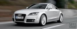 Audi TT Coupe - 2010