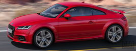 Audi TT Coupe 45 TFSI quattro - 2018