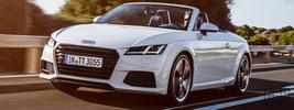 Audi TT Roadster 2.0 TDI ultra S line - 2015