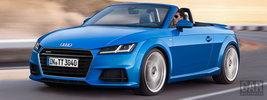 Audi TT Roadster 2.0 TFSI quattro S-line - 2014