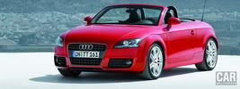 Audi TT Roadster - 2007
