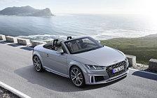 Обои автомобили Audi TTS Roadster - 2019