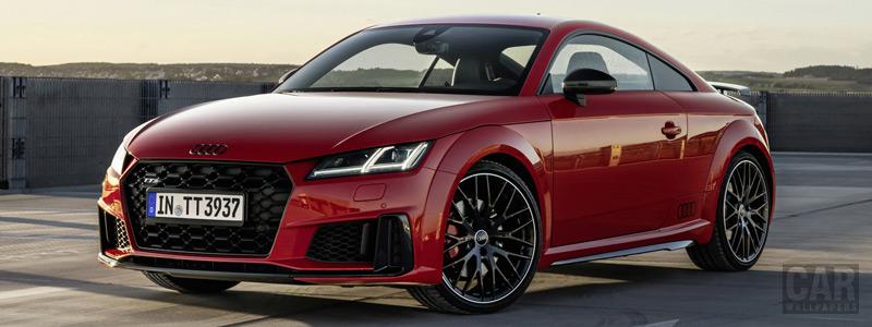 Обои автомобили Audi TTS Coupe competition plus - 2020 - Car wallpapers