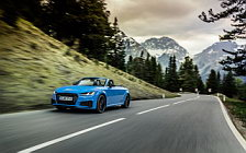 Обои автомобили Audi TTS Roadster competition plus - 2020
