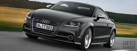 Audi TTS Coupe Competition - 2013