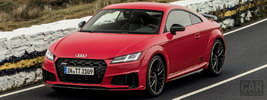 Audi TTS competition Coupe - 2019